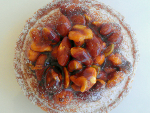 Caramel Nut Tart